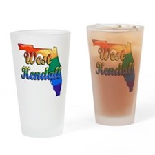 West Kendall, Florida, Gay Pride, Drinking Glass