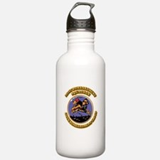 Army - Air - Corps - 351st BS - 100th BG Water Bottle