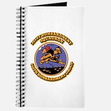 Army - Air - Corps - 351st BS - 100th BG Journal