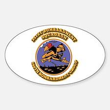 Army - Air - Corps - 351st BS - 100th BG Decal
