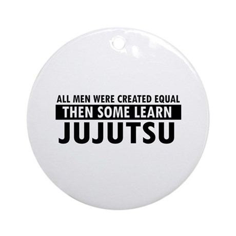 Jujutsu design Ornament (Round)