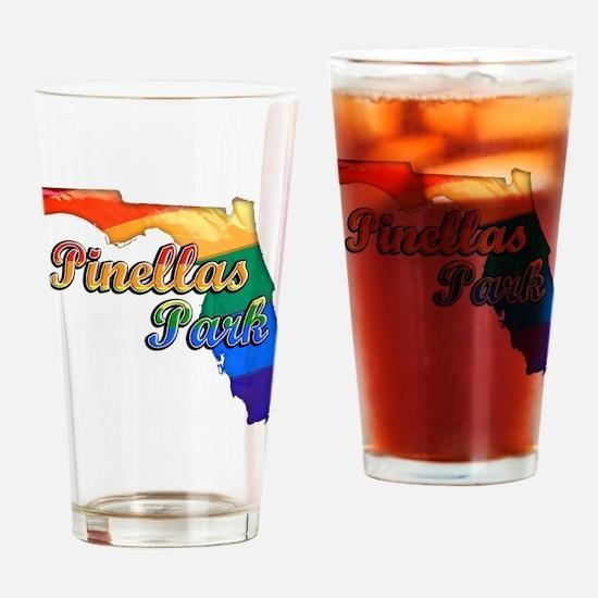 Pinellas Park, Florida, Gay Pride, Drinking Glass