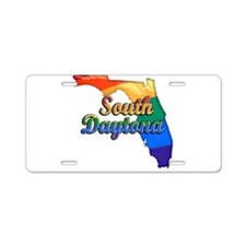 South Daytona, Florida, Gay Pride, Aluminum Licens