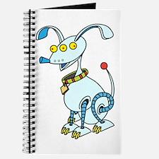 Buy Me A Robo Pup Journal