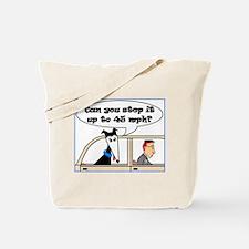 45 mph Tote Bag