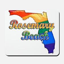 Rosemary Beach, Florida, Gay Pride, Mousepad