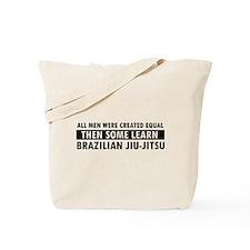 Brazilian Jiu-Jitsu design Tote Bag