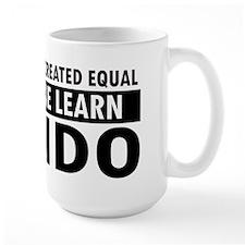 Aikido design Mug