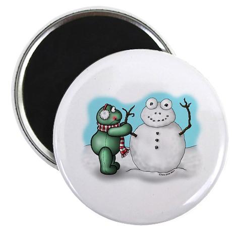 Winter Ferdy Magnet