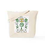 Van der Linde Coat of Arms Tote Bag