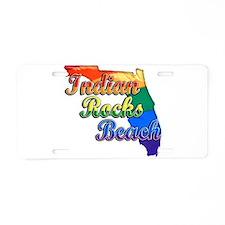 Indian Rocks Beach, Florida, Pride, Aluminum Licen