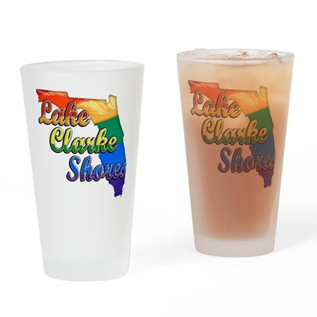 Lake Clarke Shores, Florida, Pride, Drinking Glass