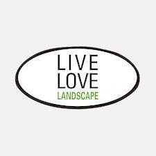 Live Love Landscape Patches