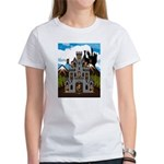 Medieval Knights & Castle Women's T-Shirt