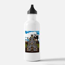Medieval Knights & Castle Water Bottle 1.0L