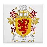 Lewe Coat of Arms Tile Coaster