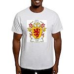 Lewe Coat of Arms Ash Grey T-Shirt