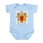 Lewe Coat of Arms Infant Creeper