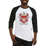 Van Leusden Coat of Arms Baseball Jersey