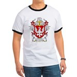 Van Leusden Coat of Arms Ringer T