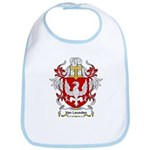 Van Leusden Coat of Arms Bib