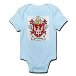 Van Leusden Coat of Arms Infant Creeper