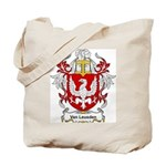 Van Leusden Coat of Arms Tote Bag