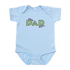 New Dad 2012 Infant Bodysuit