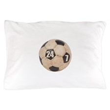 24/7 Soccer Pillow Case