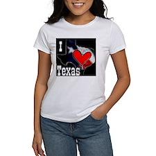 I Love Texas Tee