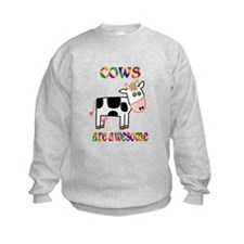 Awesome Cows Sweatshirt