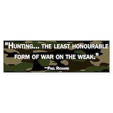 Anti-Hunting