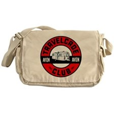 Avion Travelcade Club Roundel Messenger Bag