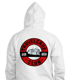 Avion Travelcade Club Roundel Hoodie