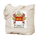 Van Lennep Coat of Arms Tote Bag
