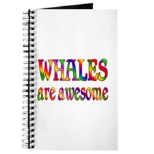 Awesome WHALES Journal