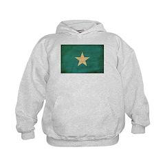Somalia Flag Hoodie