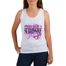 Submissive Wife (Pink) Women's Tank Top