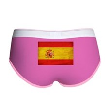 Spain Flag Women's Boy Brief
