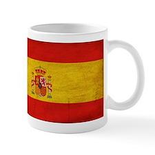 Spain Flag Small Mug