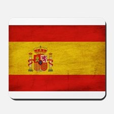 Spain Flag Mousepad