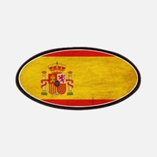 Spain Flag Patches