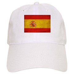 Spain Flag Baseball Cap