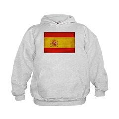 Spain Flag Hoodie
