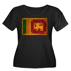 Sri Lanka Flag T