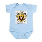 Van Laren Coat of Arms Infant Creeper
