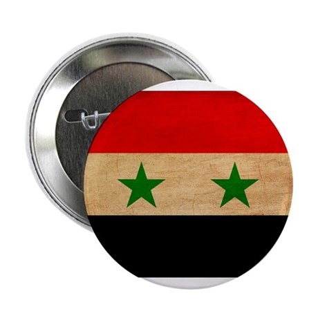 "Syria Flag 2.25"" Button"