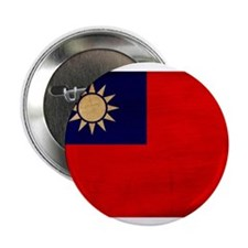 "Taiwan Flag 2.25"" Button (10 pack)"
