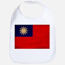 Taiwan Flag Bib