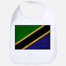 Tanzania Flag Bib